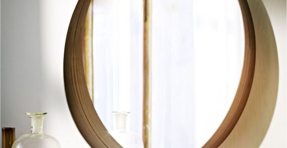 Tri Fold Mirror Ikea Stockholm Mirror Walnut Veneer 80 Cm Tile A while Ikea Stockholm
