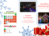 Trolley Christmas Light tour Wichita Ks event Details the New Warm 106 9