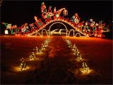 Trolley Christmas Light tour Wichita Ks Yukon Oklahoma Christmas In the Park Christmas Oklahoma