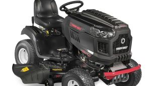 Troy Bilt Super Bronco 50 Mulch Kit Shop Troy Bilt Xp Super Bronco Xp 50 24 Hp V Twin