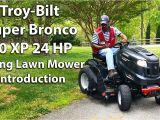 Troy Bilt Super Bronco 50 Troy Bilt Super Bronco 50 Xp Riding Lawn Mower