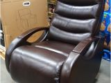 True Innovations Leather Glider Recliner Costco Sale True Innovations Leather Glider Recliner 299