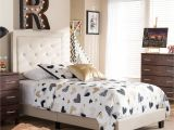 Twin Bed Vs Twin Xl Baxton Studio Penelope Modern and Contemporary Beige or Grey