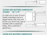 Twin Mattress Versus Twin Xl Mattress Size Chart Single Double King or Queen What Do they