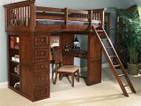 Twin Size Loft Bed with Desk Underneath Plans American Spirit Jr Twin Loft Bed I Want to Get This for Jeremiah
