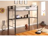 Twin Size Loft Bed with Desk Underneath Plans Boys Loft Bed with Desk Inspirational Bedroom Loft with Closet