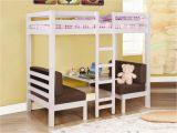 Twin Size Loft Bed with Desk Underneath Plans How to Build Kids Bunk Beds with Desk Home Design Ideas