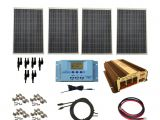 Types Of Batteries Used In solar Power Systems Amazon Com Windynation Complete 400 Watt solar Panel Kit with 1500