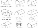 Types Of Roof Lines Roof Designs Terms Types and Pictures One Project Closer