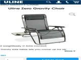 Uline Zero Gravity Chair 50 Best Of Images Of Caravan Zero Gravity Chair Best
