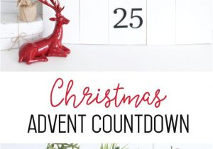 Unfinished Wooden Advent Calendar Canada Christmas Advent Countdown Christmas Crafts Christmas Christmas