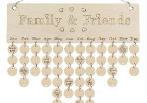 Unfinished Wooden Advent Calendar Canada Diy Wall Calendar Cake Happy Birthday Printed Wooden Calendar Sign