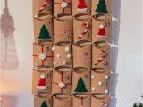 Unfinished Wooden Advent Calendar Drawers Adventskalender Selber Basteln Bastelideen Und Anleitungen Fur