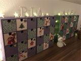 Unfinished Wooden Advent Calendar Tree Adventskalender Aus Moppe Mini Kommoden Von Ikea Vianoce