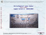 Us Craftmaster Water Heater Age U S Craftmaster Water Heater Age Building Intelligence
