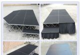 Used Choral Risers for Sale Acs Choral Risers Stage Folding Portable Stage Used