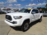Used Tire Shop In Hattiesburg Ms Used 2016 toyota Tacoma Limited Near Hattiesburg Ms Kims No Bull