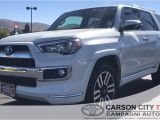 Used Tires and Wheels Carson City Nv Used Certified One Owner 2015 toyota 4runner 4×4 Limited V6 Near