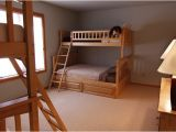 Valerie Full Over Full Bunk Beds Img 6215 Spacious Bunk Room with 3 Twins and A Full Size B