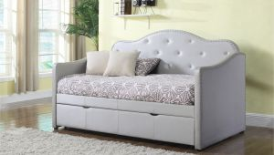 Value City Furniture Daybeds Coaster Daybeds by Coaster Upholstered Daybed with Trundle