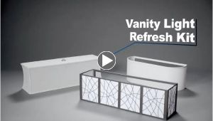 Vanity Light Refresh Kit Lowes Lighting Simply Staged Llc