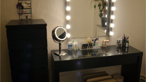 Vanity Mirror with Light Bulbs Ikea Ikea Malm Vanity Ikea Kolja Mirror Ikea Musik Vanity