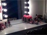 Vanity Mirror with Light Bulbs Ikea Vanity Table with Lighted Mirror Ikea Nazarm Com