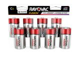 Various Types Of Batteries Used In Industries Best Rated In C Batteries Helpful Customer Reviews Amazon Com