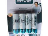 Various Types Of Rechargeable Batteries Envie 1000 Mah Rechargeable Battery 4 Price In India Buy Envie 1000