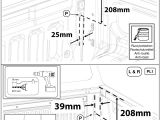 Velux Sun Tunnel Installation Instructions ford Ranger Xl Xlt and Limited Mountain top Roll Installation