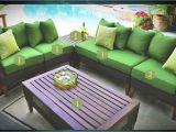 Veranda Classics by foremost Indio Modular Sectional Outdoor sofa Veranda Classics by
