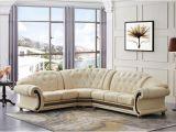 Versace Living Room Set Beige Cream Italian Leather sofa Leather sofas Ebay Secelectro