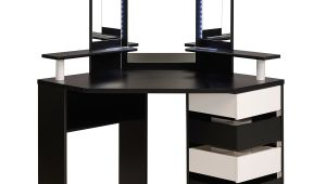 Volage Makeup Vanity with Mirror by Parisot Parisot Volage Makeup Vanity with Mirror Wayfair