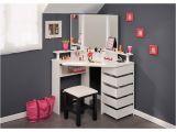 Volage Makeup Vanity with Mirror Parisot Volage Makeup Vanity with Mirror Reviews