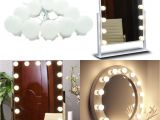 Voltage Makeup Vanity with Mirror Makeup Mirror Lights Hollywood Style Led Vanity Mirror Lights 3 3m