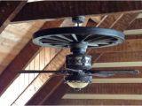 Wagon Wheel Ceiling Fan Light Wagon Wheel Ceiling Fan Lighting and Ceiling Fans