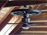 Wagon Wheel Ceiling Fans with Lights Wagon Wheel Ceiling Fan Lighting and Ceiling Fans