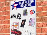 Wall Mounted Shoe Shine Holder Amazon Com Marketing Holders Set Of 10 Wall Mounted Sign Holder