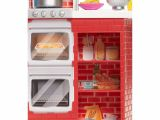 Walmart Kitchen Drawer organizers Barbie Spaghetti Chef Doll Playset Walmart Com
