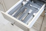 Walmart Kitchen Drawer organizers Mainstays Steel Mesh Expandable Drawer organizer Walmart Com