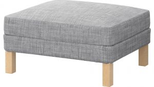 Washing Ikea sofa Covers Karlstad Karlstad Cover Footstool isunda Gray Ikea Like the Karlstad as A