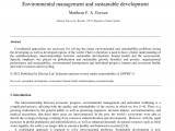 Waste Management Eau Claire Pdf Effects Of Hospital Wastewater On Aquatic Ecosystem