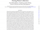 Waste Management Erie Pa Pick Up Schedule Pdf Bioaerosols Noise and Ultraviolet Radiation Exposures for