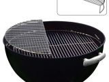 Weber Kettle Grill Grates Stainless Steel Warming Rack Grill Smoke Cook Grate