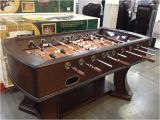 Well Universal Foosball Table Foosball Table with Electronic Scoring 450 at Costco