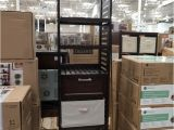 Whalen Closet organizer at Costco Thomasville Luxury Shag Rug