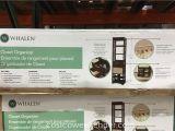Whalen Closet organizer Costco Instructions Whalen Closet organizer Costco Weekender