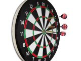 What are Dart Boards Made Of Strikeworth Wood Effect Dartboard Liberty Games