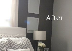 What Color Furniture Goes with Grey Headboard Grey Bedroom the Color On the Walls the Light Valspar Seashell