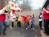 What Fun In St Louis Watch Students Celebrate the Chinese New Year at the St Louis